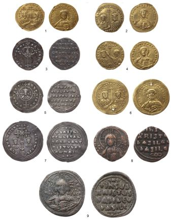 Византийские монеты каталог монеты россия для польши